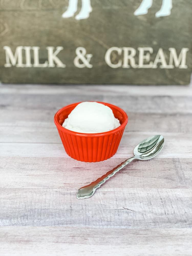 homemade greek yogurt costs less than half of store bought yogurt