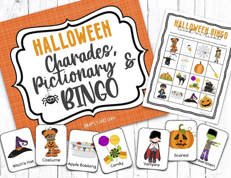 halloween games for the whole family to play