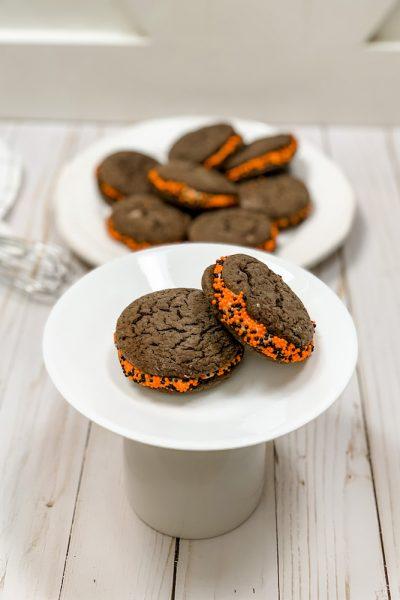 How to Make Homemade Halloween Oreo Cookies