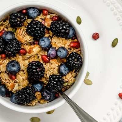 Healthy Homemade Granola to Super-Charge Your Breakfast